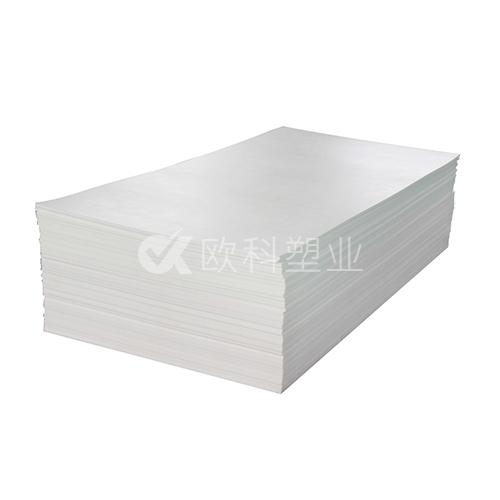 宁波高分子聚乙烯板(HDPE板)