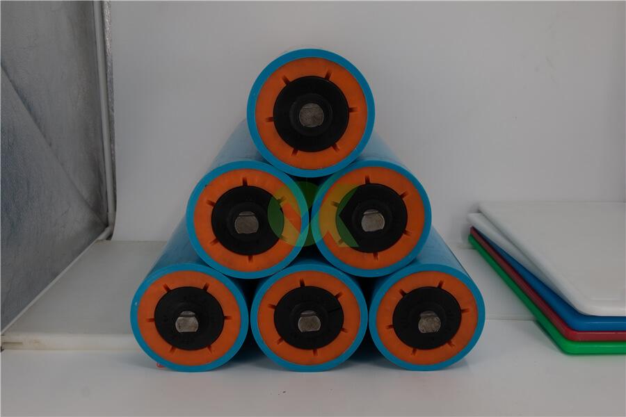 高分子聚乙烯塑料托辊厂家